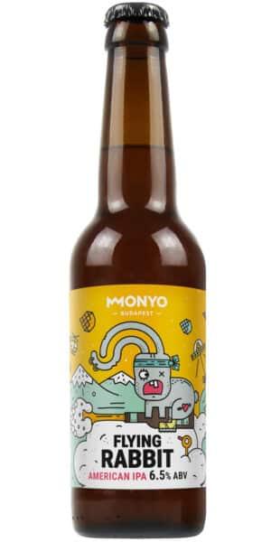 Monyo Flying Rabbit 6.5% Vol. 12 x 33 cl Ungarn