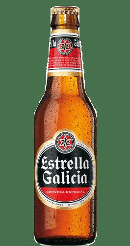 Estrella Galicia 5,5% Vol. 24 x 33 cl Spanien
