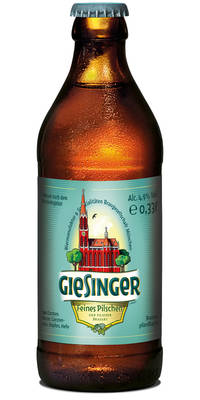 Giesinger Feines Pilschen 5,5% Vol. 20 x 33 cl Deutschland