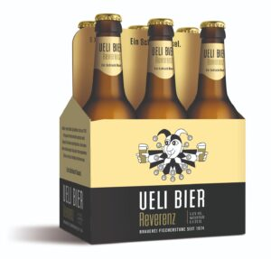 Ueli Bier Referenz 5.0% Vol. 24 x 33 cl