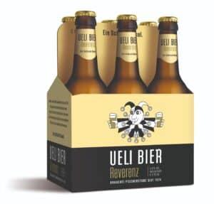 Ueli Bier Reverenz 5.0% Vol. 24 x 33 cl
