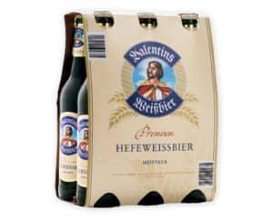 Valentins Premium Hefeweissbier Hefetrüb 24 x 50 cl Deutschland