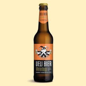 Ueli Bier Winterbogg 6.6% Vol. 24 x 33 cl MW