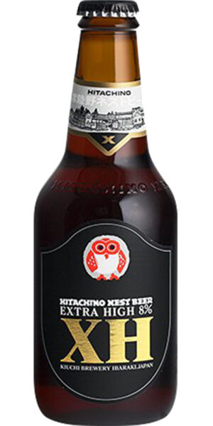 Hitachino Nest XH 8% Vol. 24 x 33 cl Japan