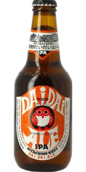 Hitachino Nest Dai Dai IPA 6.2% Vol. 24 x 33 cl Japan