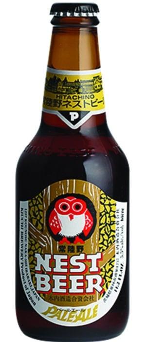 Hitachino Nest Pale Ale 5.5% Vol. 24 x 33 cl Japan