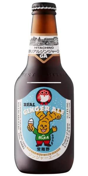 Hitachino Nest Ginger Ale 8% Vol. 24 x 33 cl Japan