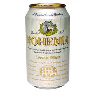 Bohemia Cerveja Lata 5,0% Vol. 24 x 35,0 cl Dose Brasilien
