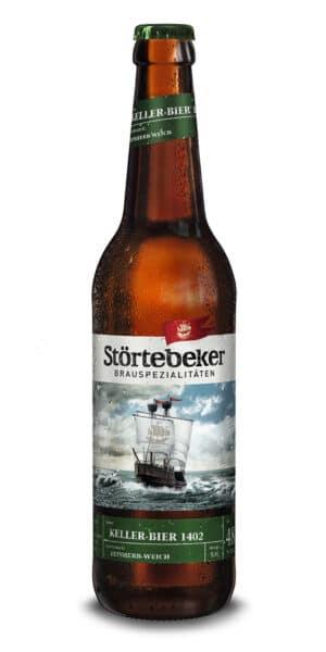 "Störtebeker Keller Bier ""1402"" 4,8% Vol. 20 x 50 cl Deutschland"