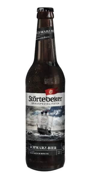 Störtebeker Schwarz Bier 5,0% Vol. 20 x 50 cl Deutschland