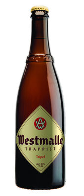 Westmalle Triple 9,5% Vol. 12 x 75 cl Belgien
