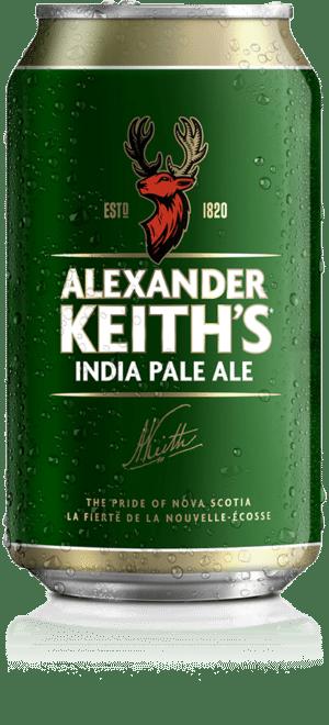 Alexander Keith India Pale Ale 5,5% Vol. 24 x 47,3 cl Dose Kanada