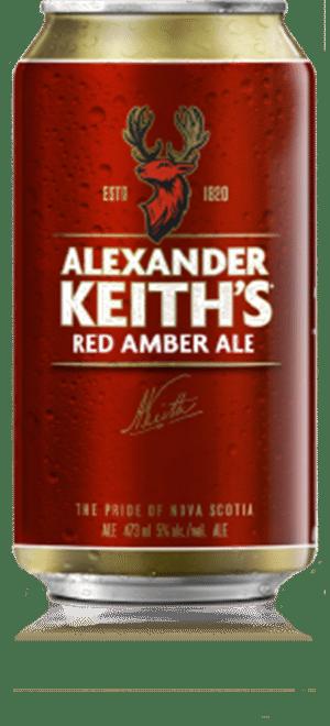 Alexander Keith Red Amber Ale 5,0% Vol. 24 x 47,3 cl Dose Kanada