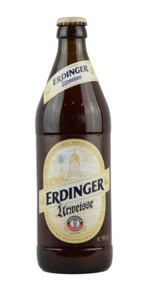 Erdinger Urweisse 4,9% Vol. 20 x 50 cl MW Deutschland