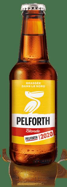 Pelforth Blonde 5,8% Vol. 24 x 33 cl MW Frankreich