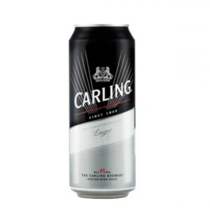 Carling Lager 4,0% Vol. 24 x 50 cl Dose England