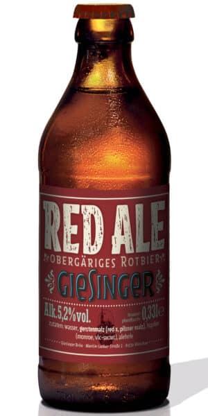 Giesinger Red Ale 5,2% Vol. 20 x 33 cl Deutschland