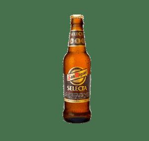 San Miguel Beer Selecta 24 x 33 cl Philippinen / Spanien