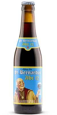 Sint Bernardus Abt 12 10,0% Vol. 24 x 33 cl Belgien