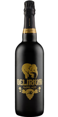 Delirium Black Barrel aged 8.0% Vol. 6 x 75 cl Belgien