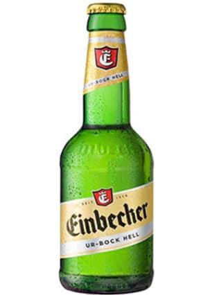 Einbecker Ur-Bock hell 6,5% Vol. 20 x 33 cl MW