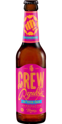 CREW Republic West Coast IPA 6,8% Vol. 24 x 33 cl Deutschland