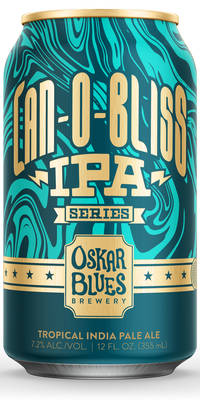 Oskar Blues Can O Bliss Tropical IPA 7,2% Vol. 24 x 35 cl Dose Amerika