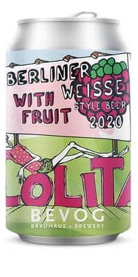 Bevog Lolita 3.5% Vol. 24 x 33 cl Dose Österreich