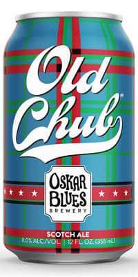 Oskar Blues old Chub Scotch 8,0% Vol. 24 x 35 cl Dose Amerika