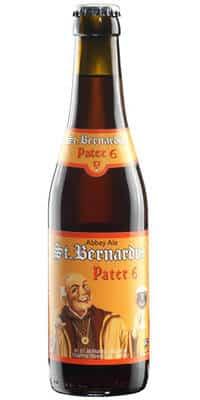 Sint Bernardus Pater 6 6,7% Vol. 24 x 33 cl Belgien