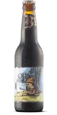 Bevog OND Smoked Porter 6,3% Vol. 24 x 33 cl Österreich