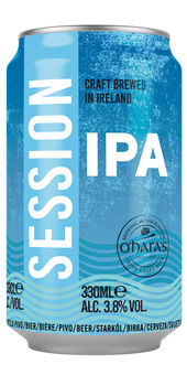 O'Hara's Session IPA 3,8% Vol. 24 x 33 cl Dose Irland