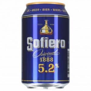 Sofiero Original 1888 5,2% Vol 24 x 33 cl Dose Schweden