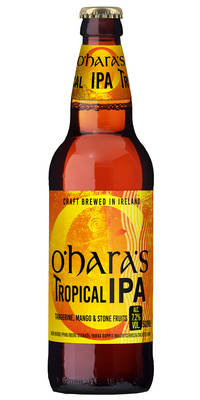 O'Hara's Tropical IPA 7,2% Vol. 12 x 50 cl Irland