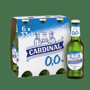 Cardinal alkoholfrei 0,0% Vol. 24 x 33 cl