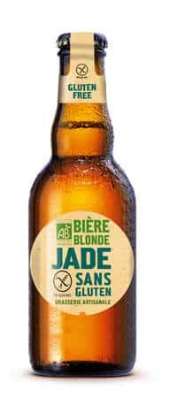 Jade Gluten free bio 4,5% Vol. 24 x 25 cl Frankreich