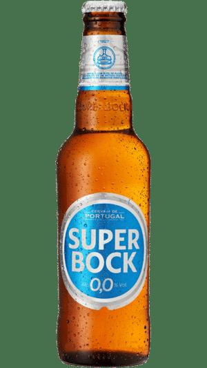 Super Bock 0.0 alkoholfrei 24 x 33 cl Portugal