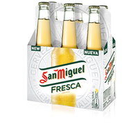 San Miguel Fresca 4,4% Vol. 24 x 33 cl Philippinen / Spanien