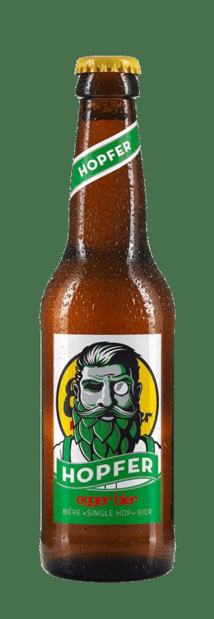 Egger Bier Hopfer 5,2% Vol. 24 x 33 cl MW