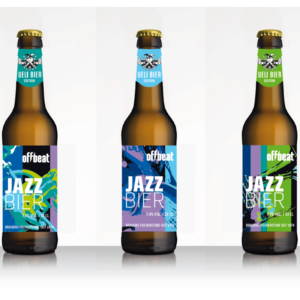 Ueli Bier offbeat Jazz 5.0% Vol. 24 x 33 cl MW