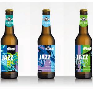 Ueli Bier offbeat Jazz 5.0% Vol. 24 x 33 cl MW