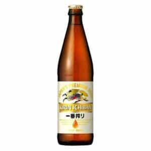 Kirin Ichiban 5% Vol. 20 x 50 cl Japan
