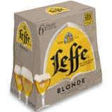 Leffe Blonde 6.6% Vol. 24 x 25 cl Belgien