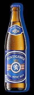 """Puntigamer """"das bierige Bier"""" 5,1% Vol. 20 x 50 cl MW Österreich"""