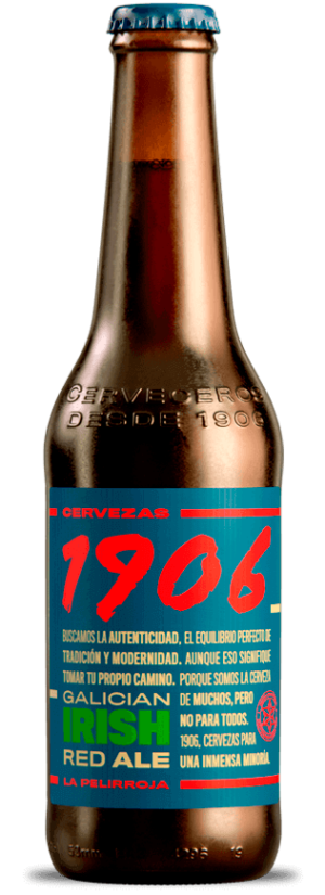 Estrella 1906 Red Ale 5,0% Vol. 24 x 33 cl Spanien