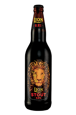 Lion Stout 8,8% Vol. 24 x 33 cl Sri Lanka