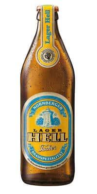 Tucher Lager hell 5,2% Vol. 20 x 50 cl MW Deutschland