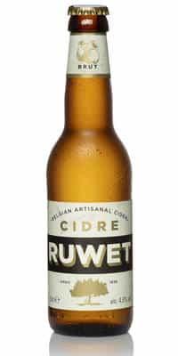Ruwet Brut Cider 4,5% Vol. 24 x 33 cl Belgien