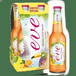 Eve Passion Fruit Spritz 3,1% Vol. 24 x 27,5 cl