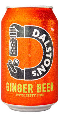 Dalston's Ginger Beer 24 x 33 cl Dose England